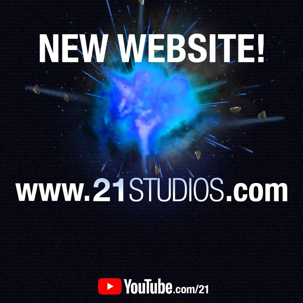 21 STUDIOS – NEW WEBSITE