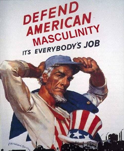 THE WAR ON MEN WENT NUCLEAR